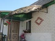Навіси з полікарбонату і металопрофіля в Чернігові